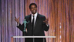 Michael B Jordan Bintangi Fim Karya Denzel Washington