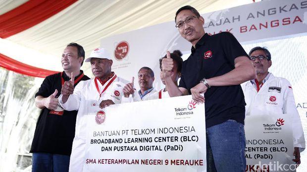 Telkom Mohon Doa Restu Luncurkan Satelit Telkom 3S