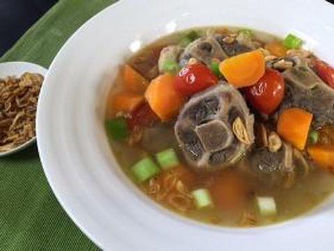 Masak Apa Hari Ini : Sup Buntut dan Sambal Ikan Bilih yang Bikin Ngiler