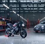 Motor Kolaborasi Yamaha dan Abarth