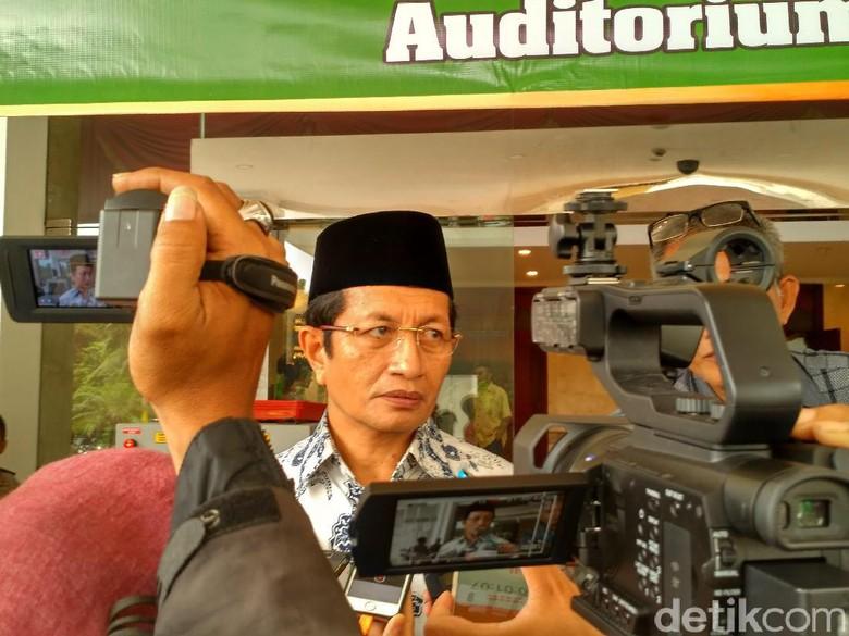 Imam Besar Istiqlal Harap Tidak Ada Demo-demo Lagi