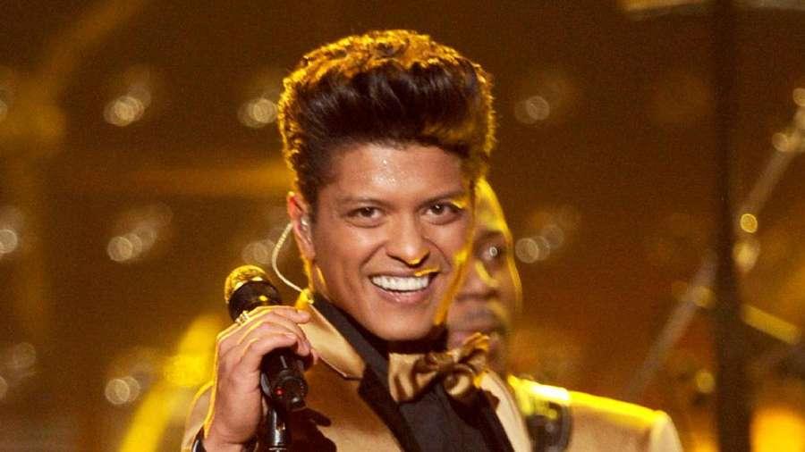 Menanti Penampilan Bruno Mars di Grammy Awards 2017