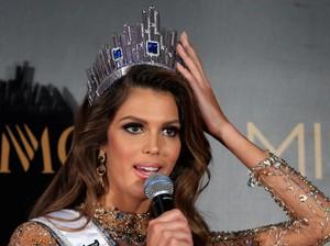Dipakai Tiga Generasi, Ini Harga Mahkota Miss Universe yang Fantastis