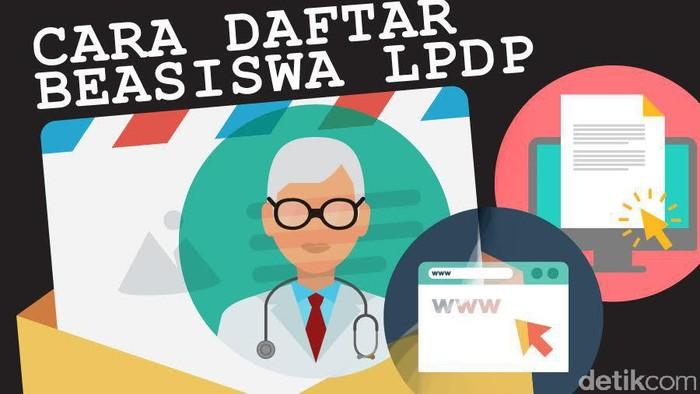 Cara Daftar Beasiswa LPDP