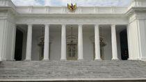 Luhut, Arcandra dan Bos Exxon Temui Jokowi Bahas Hilirisasi Migas