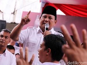 Ini Pesan Prabowo ke Sandiaga Jelang Dilantik Jokowi