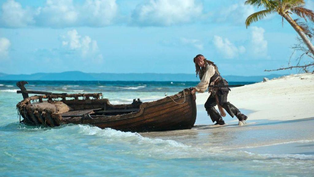 Pirates of Caribbean Digondol Hacker? Ini Kata Disney