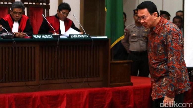 Ahok: Saya Minta Maaf kepada KH Maruf Amin