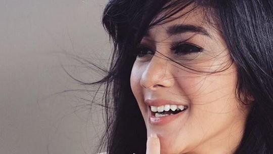 Naysila Mirdad Cantiknya Natural