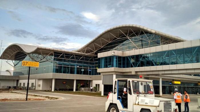 Bandara Sultan Thaha Syaifuddin di Provinsi Jambi
