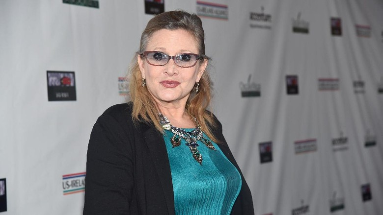 Polisi Temukan Penyebab Kematian Carrie Fisher