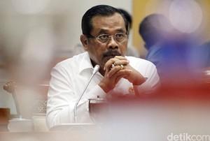 Komisi III Rapat Dengan Jaksa Agung Bahas Korupsi