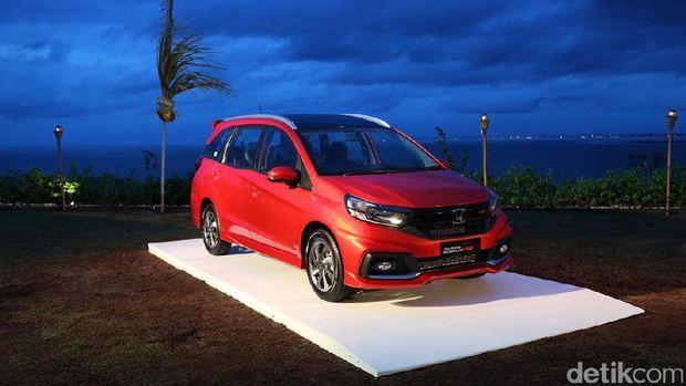 Honda Mobilio Sudah Terpesan 8.000 Unit