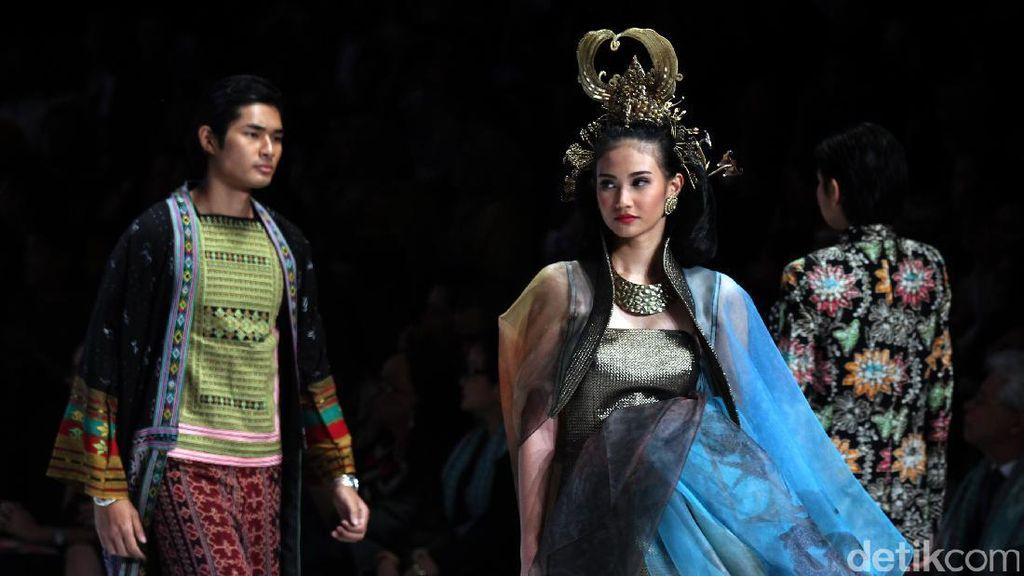 Indonesia Fashion Week 2018 Siap Digelar Maret, Bawa Mode ke Pasar Online