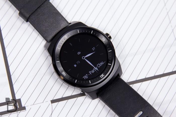 LG Watch Sport (Foto: Technobuffalo)