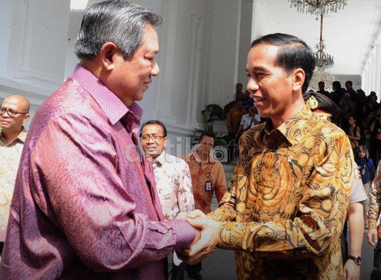 Kembali Keakraban Jokowi dan SBY detikNews Melihat Kembali Keakraban Jokowi dan SBY