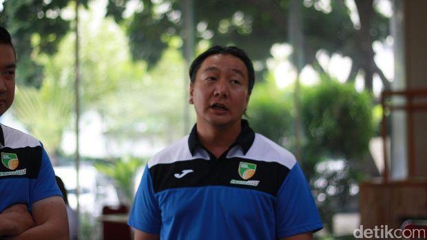 Direktur IBL, Hasan Gozali