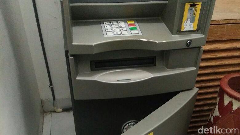 Sempat Dikejar-kejar, Anggota Sindikat Pembobol ATM di Garut Ditangkap