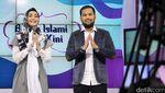 Romantisnya Shireen Sungkar dan Teuku Wisnu saat Jadi Host