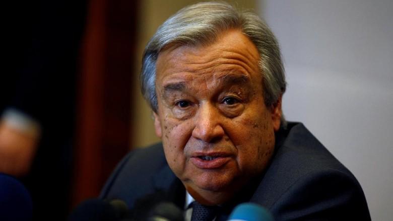 Sekjen PBB Sebut Konflik Yaman sebagai Perang Bodoh