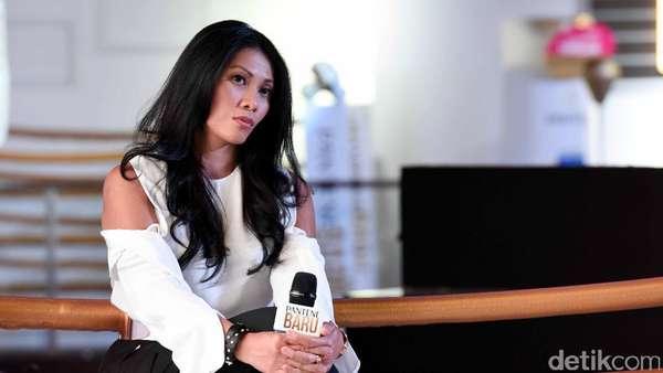 Anggun C Sasmi, Why So Seriuos?