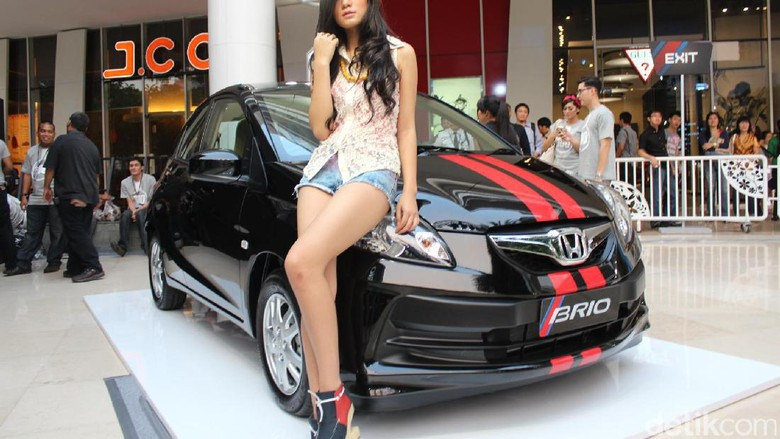 Honda Brio model 2012