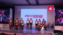 AHM Terus Dukung Kemajuan Pebalap Indonesia