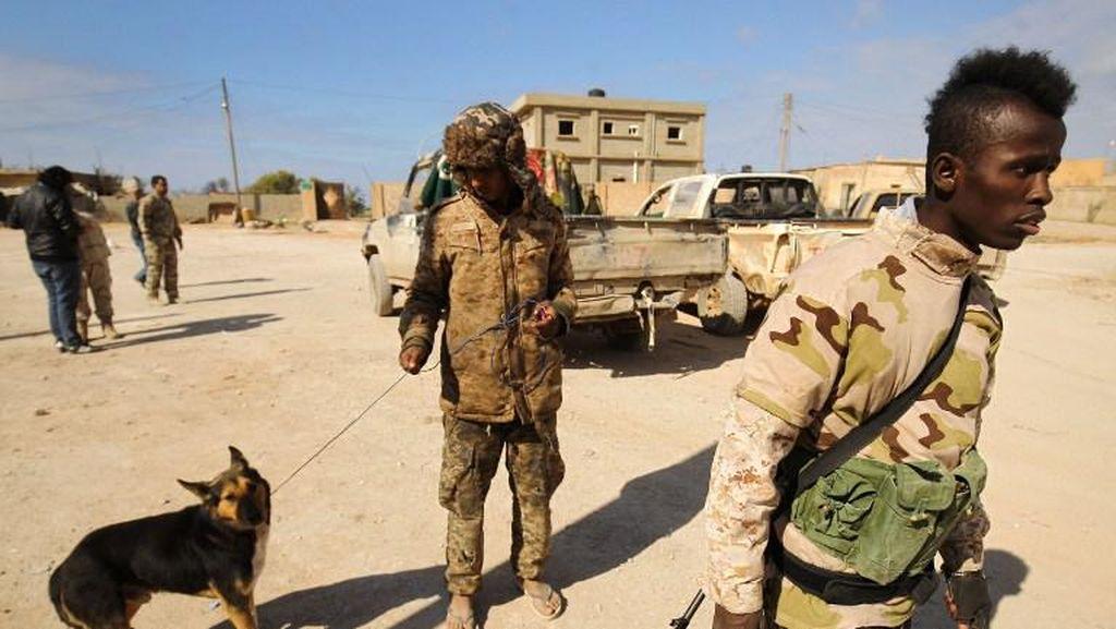 Libya Berhasil Tangkap 2 Tersangka Pembunuh Pemimpin Milisi yang Diburu ICC