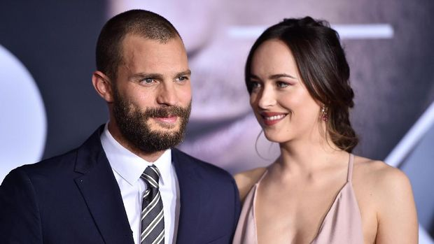 Jamie Dornan dan Dakota Johnson