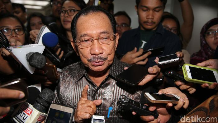 Tanri Abeng mantan Menteri BUMN/Foto: Ari Saputra