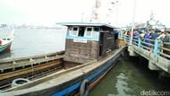 Detik-detik Penemuan 40 Bungkus Narkotika di Selat Makassar