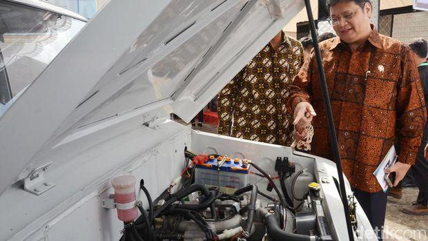 RI Sudah Ekspor Mesin Mobil Pedesaan ke Malaysia