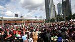 Begini Kemeriahan Pendukung Ahok-Djarot di #KonserGue2