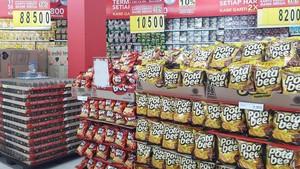 Beli 2 Gratis 1 Aneka Snack dan Minuman di Transmart Carrefour