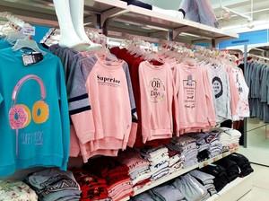 Promo Tekstil Mulai Pakaian sampai Sepatu di Transmart dan Carrefour