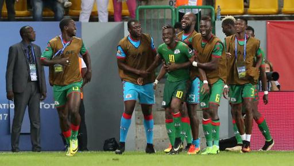 Burkina Faso Sabet Posisi Tiga Usai Kalahkan Ghana