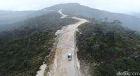 Jalan Trans Papua 3.995 Km Bakal Rampung di 2017