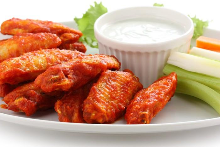 chicken wings gordon ramsay