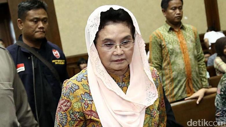 Divonis 4 Tahun Penjara, Siti Fadilah Isyaratkan Tak Banding