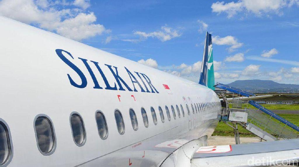 SilkAir Resmi Gabung Singapore Airlines