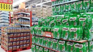 Beragam Produk Gratis di Transmart Carrefour