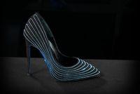 Sepatu Hak Tinggi Yang Bisa Menyala Dalam Gelap Dijual Rp
