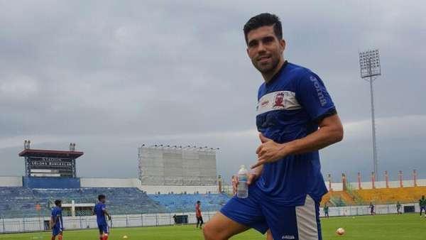 Fabiano Beltrame Berpeluang Merapat ke Persib