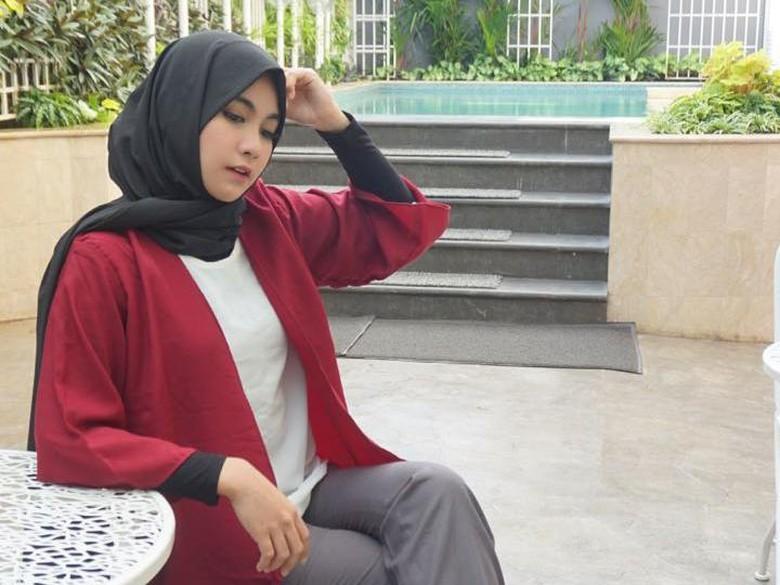 Fokus Hadapi Sidang Kuliah, Anisa Rahma Jadi Doyan Ngemil