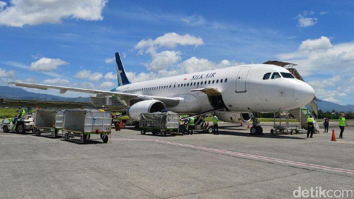 Silkair Layani 12 Penerbangan Langsung Ke Indonesia