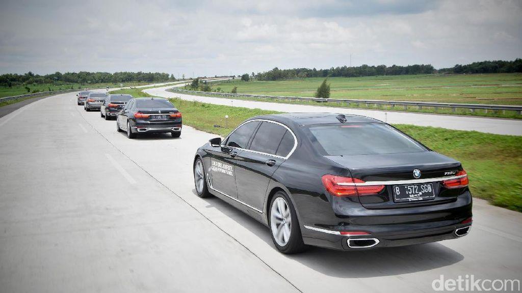 Calon Mobil RI 1 dari BMW