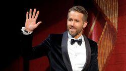Sst! Ini Rahasia Badan Kekar dan Bobot Ideal Ryan Reynolds