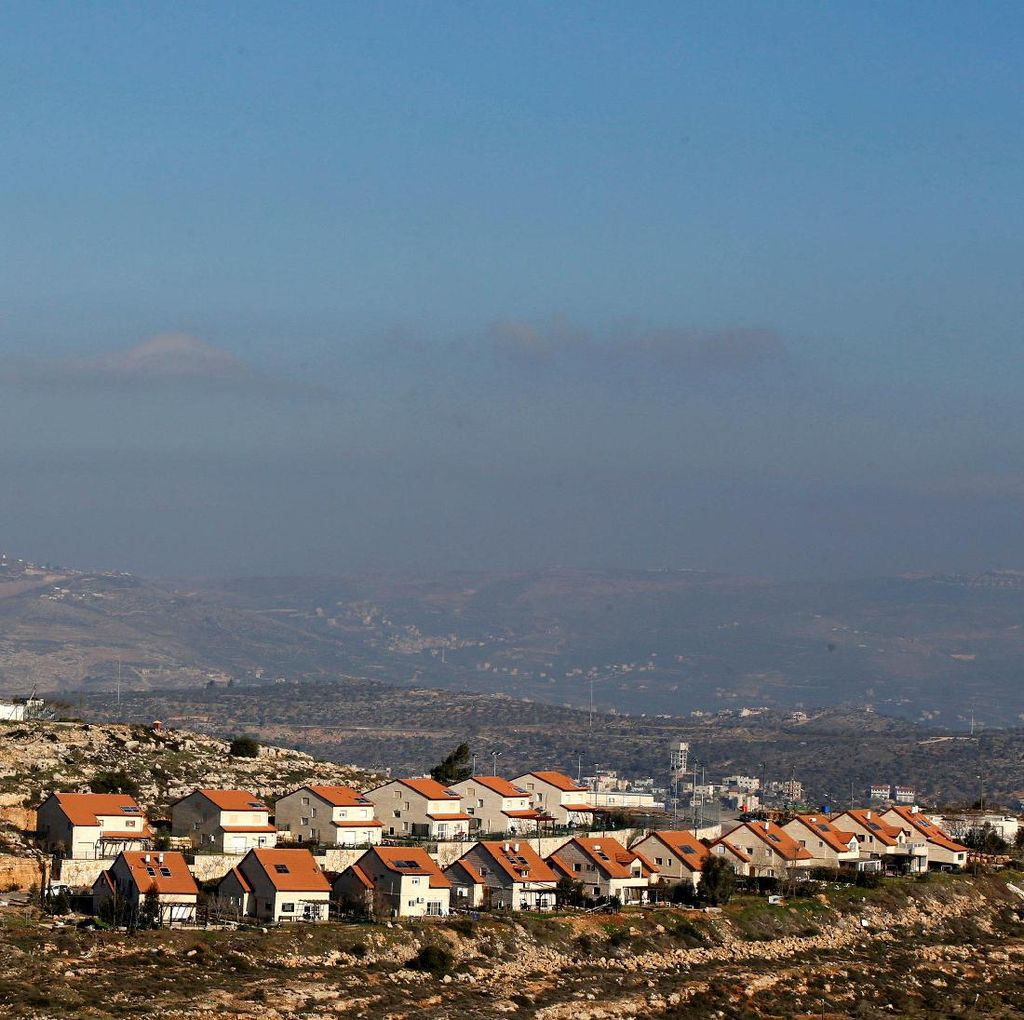 Ubah Kebijakan 41 Tahun, AS Kini Tak Lagi Yakini Permukiman Israel Ilegal