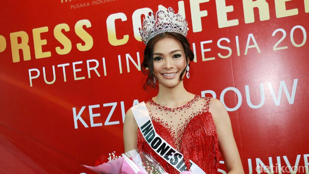 Kezia Warouw: Miss France Diam-diam Menghanyutkan