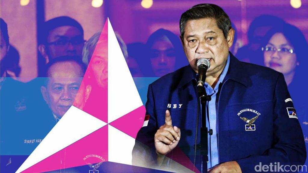 Ini Pidato Politik Lengkap SBY di Dies Natalis Partai Demokrat